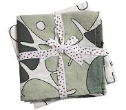 Done by Deer Tiny Tropics Musliniliina 120x120 2-Pack