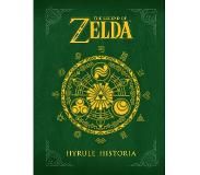 Book Legend Of Zelda, The: Hyrule Historia