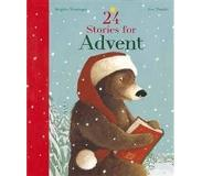 Book 24 stories for Advent