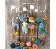 Book Animal Friends of Pica Pau: Gather All 20 Colorful Amigurumi Animal Characters