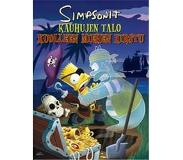 Book Simpsonit - kauhujen talo