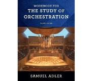 Book Workbook - for The Study of Orchestration, Fourth Edition