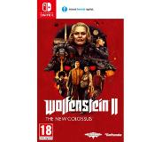 Nintendo Switch Wolfenstein 2 - The New Colossus
