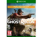 Xbox One Tom Clancy's Ghost Recon Wildlands Year 2 Gold Edition