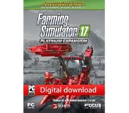 Focus Farming Simulator 17 - Platinum Expansion (download)