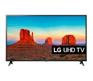 "LG 75"" Televisio 75UK6200 - LED - 4K -"