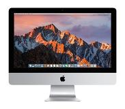 "Apple iMac 54,6 cm (21.5"") 4096 x 2304 pikseliä 3 GHz 7. sukupolven Intel Core i5 i5-7400 Hopea All-in-One PC"