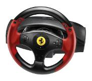 Thrustmaster Ferrari Racing Wheel Red Legend PS3&PC Ohjauspyörä + pedaalit PC,Playstation 3 Musta, Punainen