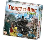 Ticket to Ride DoW - Ticket to Ride - Europe