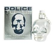 Police To Be The Illusionist, EdT 40ml