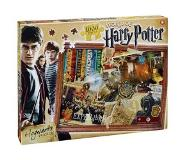 Winning Moves Palapeli: Harry Potter - Hogwarts (1000pc) LAUTA
