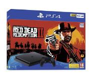 Sony PLAYSTATION 4 SLIM 500GB + RED DEAD REDEMPTION 2 BUNDLE