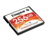 Kingston Canvas Focus 256GB CompactFlash-kortti