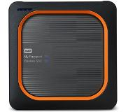 Western Digital WD My Passport Wireless SSD 500GB Grey