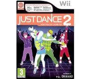 Ubisoft Just Dance 2 Extra Songs WII