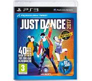 Ubisoft PlayStation 3 peli Just Dance 2017