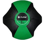 Pure 2 Improve Dual Grip, kuntopallo 2 kg
