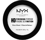NYX High Definition Finishing Powder Translucent