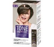 Schwarzkopf Tone Supreme 4-0 Medium Brown 4-0 Medium Brown Pink