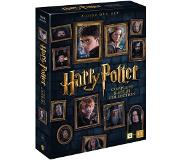 Warner bros Harry Potter Complet 8 Film Collection (DVD)