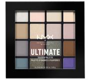 NYX Ultimate Shadow Palette, Brights