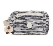 Kipling Aniki pouch (Main colour: white/black)