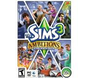 PC PC: The Sims 3: Ambitions (latauskoodi)