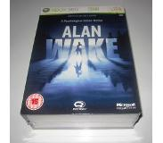Microsoft Xbox 360: Alan Wake: Limited Collectors Edition