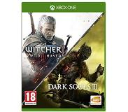 Games The Witcher 3 + Dark Souls 3 bundle Xbox One