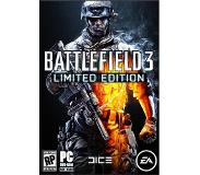 PC PC: Battlefield 3 (Limited Edition sis. Back to Karkand) (latauskoodi)