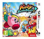Nintendo Kirby: Battle Royale (3DS)
