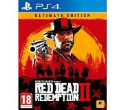 Nordic Game Supply Red Dead Redemption 2 - Ultimate Edition (PS4)