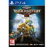 Pan vision Warhammer 40,000: Inquisitor - Martyr (PS4)