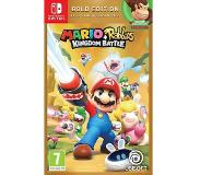 Ubisoft Mario + Rabbids Kingdom Battle - Gold Edition (Switch)