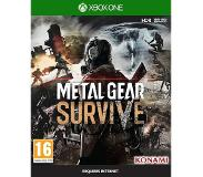 Nordic Game Supply Metal Gear Survive (XOne)