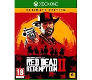 Nordic Game Supply Red Dead Redemption 2 - Ultimate Edition (XOne)