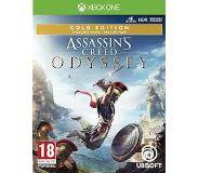 Ubisoft Assassin's Creed: Odyssey - Gold Edition (Xbox One)