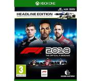 Koch Media F1 2018: Headline Edition (XOne)
