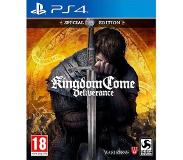 Deep Silver Kingdom Come: Deliverance Special Edition (PS4)
