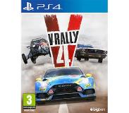 Pan vision V-Rally 4 (PS4)