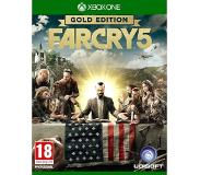 Xbox One Far Cry 5 - Gold Edition (XOne)