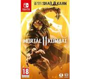 Warner bros Mortal Kombat 11 (Switch)