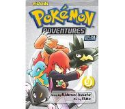 Book Pokemon Adventures (Gold and Silver), Vol. 9