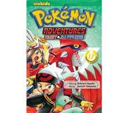 Book Pokemon Adventures (Gold and Silver), Vol. 11
