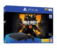 Sony PlayStation 4 1TB + Call Of Duty: Black OPS 4 Musta 1000 GB Wi-Fi