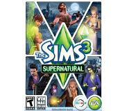 PC PC: The Sims 3: Supernatural (latauskoodi)