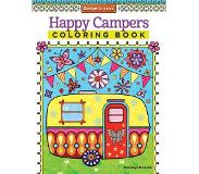 Book Happy Campers Coloring Book