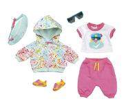 Baby Born - Play & Fun Deluxe Biker Outfit (827192)