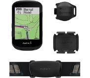 Garmin Edge 530 Performance Bundle Black