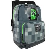 Nordic Game Supply Minecraft Creepy Creeper reppu (vihreä)